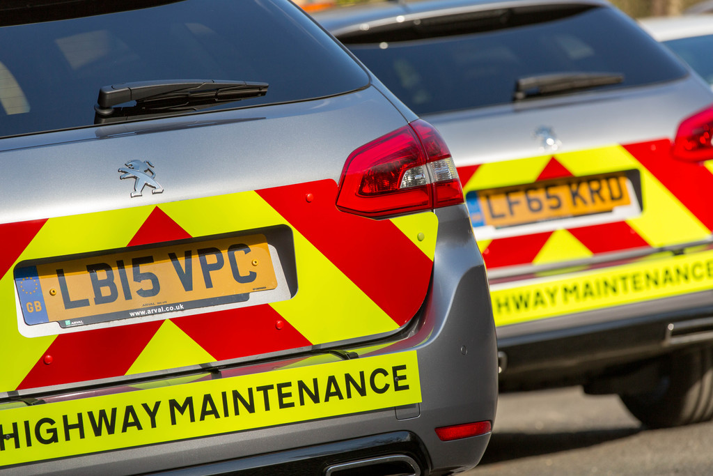 Highway Maintenance vehicles - Highways England