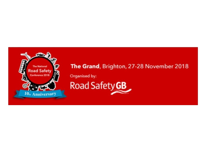 National Road Safety Conference 2018 logo