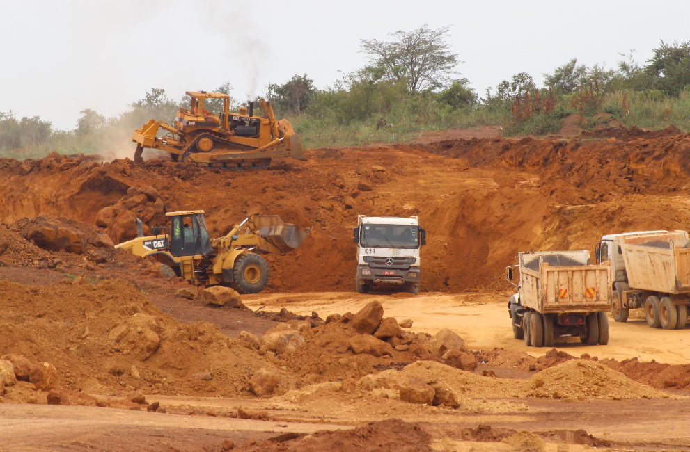 Colas invites suppliers to engage on Uganda airport project