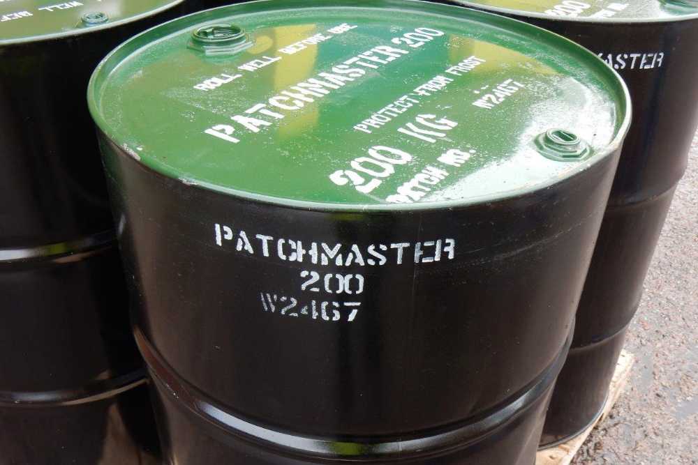Colas Patchmaster 200kg Barrel Product