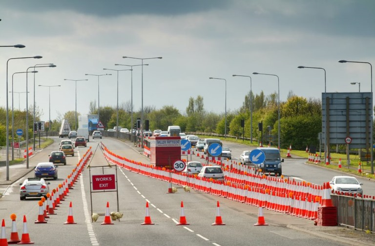 Colas wins top spots in multi-million pound Highways England framework