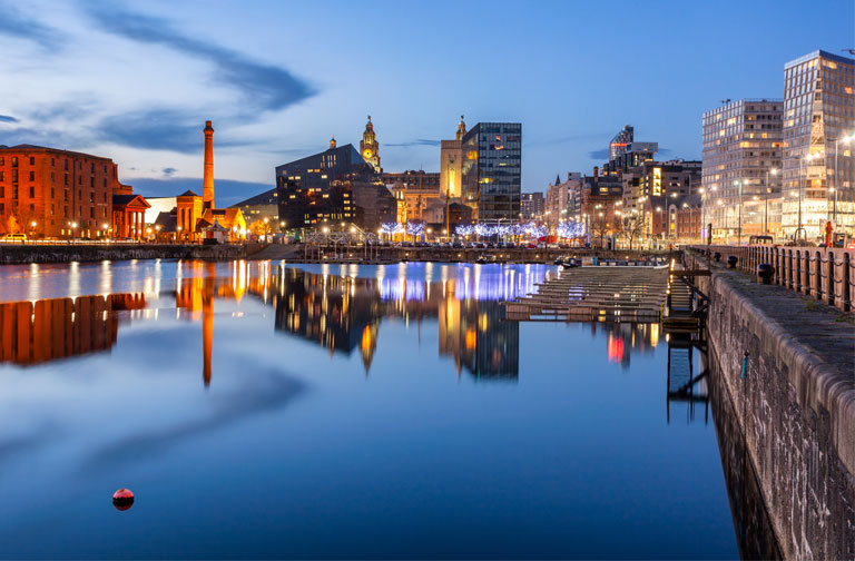 Colas wins place on £280 million Liverpool City Council Framework
