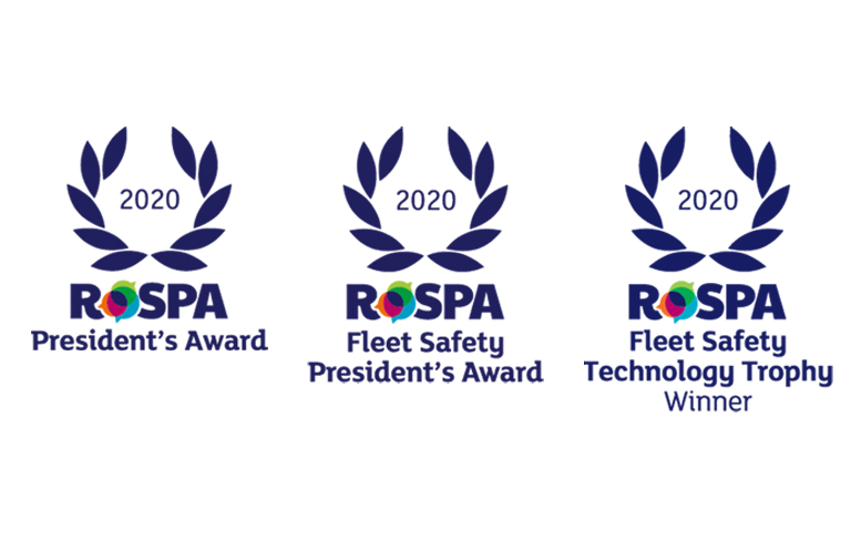 Colas collects hat-trick of RoSPA awards